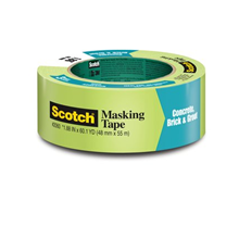Picture of Scotch® Masking Tape for Hard-to-Stick Surfaces 2060 48mm