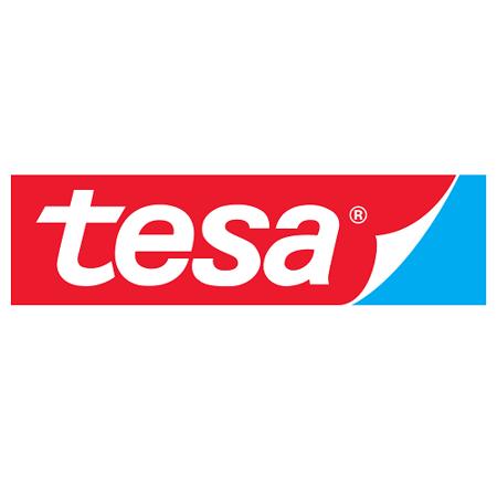 Picture of Tesa Orange Plastering Tape Rough Surfaces 33x50mm