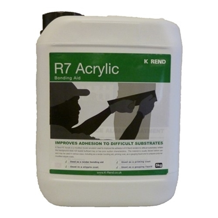 Picture of K Rend R7 Acrylic Bonding Aid 5kg