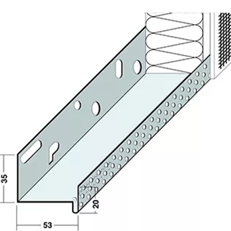 Picture of 20mm System Starter Track Profile - 2.5m