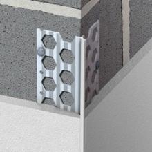 Picture of Renderplas 4mm Corner Bead 2.5m - White
