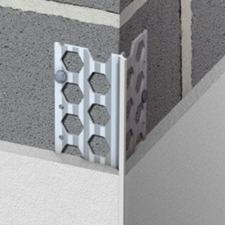 Picture of Renderplas 15mm Corner Bead 2.5m - White