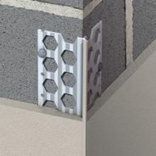 Picture of Renderplas 10mm Corner Bead 2.5m - Dove Grey