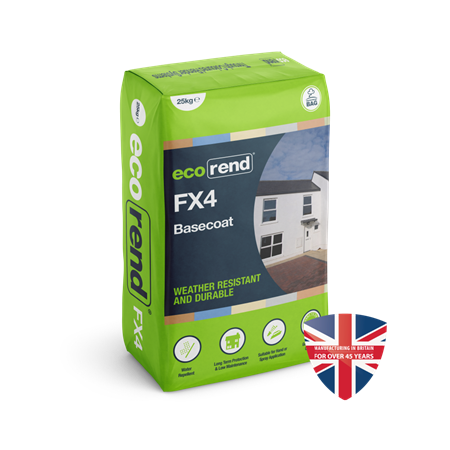 Picture of Ecorend FX4 One Coat Base 25kg