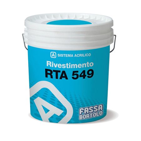 Picture of Fassa RTA549 Acrylic Top Coat 1.0mm 25kg
