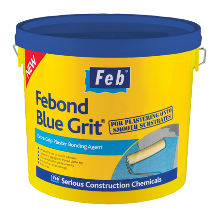 Picture of Febond Blue Grit 10L