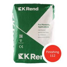 K Rend Finishing 112 Bag