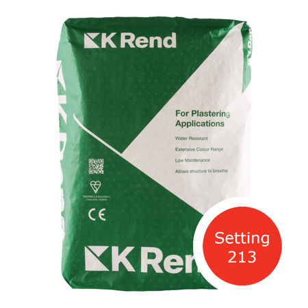 K Rend Setting 213 Bag