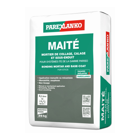 Picture of Parex Maite Monocomposant 25kg (New Bag Size)