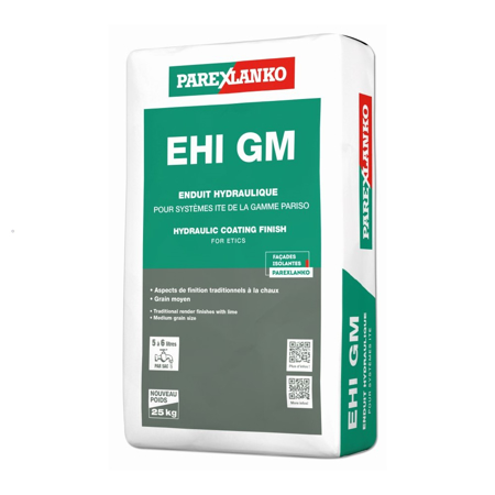 Picture of Parex EHI GM 25kg (New Bag Size)