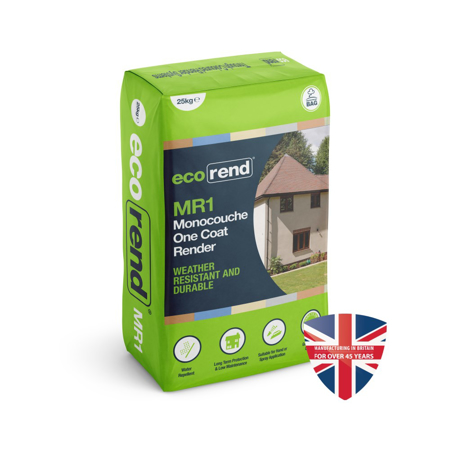 Picture of Ecorend MR1 One Coat Render 25kg