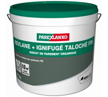 Picture of Parex Revlane + Ignifuge Taloche Fin: 1.0mm 25kg