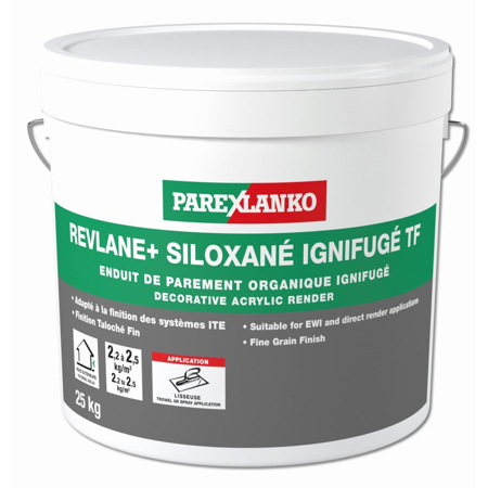 Picture of Parex Revlane Siloxane Taloche Fin: 1.0mm 25kg