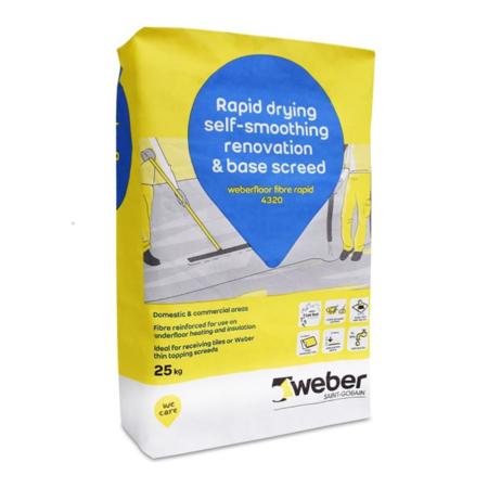 Weberfloor 4320 25kg Bag