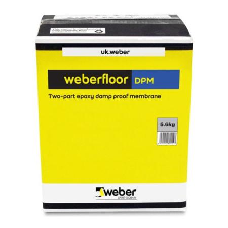 Picture of Weberfloor DPM 5.6kg