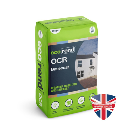 Picture of Ecorend OCR One Coat Base Enhanced 25kg