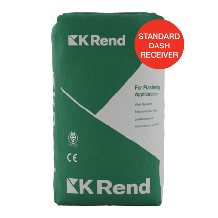 Picture of K Rend Standard Dash Receiver 25kg