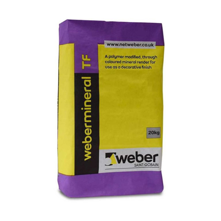 Picture of Webermineral TF 20kg