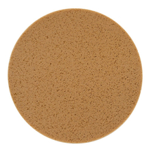 "Picture of 16"" Velcro Sponge Disc, Tan. Medium 50mm (550407)"