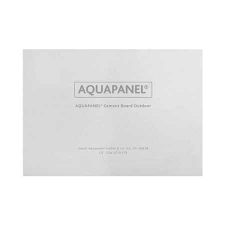 Picture of Knauf Aquapanel Outdoor Board