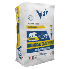 Picture of VPI MonoCal 25Kg Blanc Polaire