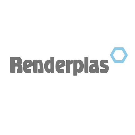 Picture of Renderplas 20mm Stop Bead 2.5m - White